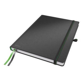 Leitz Notizbuch Complete A4 kariert schwarz