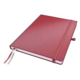 Leitz Notizbuch Complete A4 liniert rot