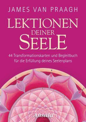 Lektionen deiner Seele, Transformationskarten u. Begleitbuch - James Van Praagh  
