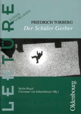 Lektüre: Kopiervorlagen: Der Schüler Gerber, Stefan Rogal