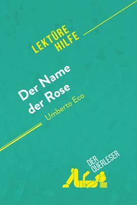 Lektürehilfe: Der Name der Rose von Umberto Eco (Lektürehilfe), der Querleser