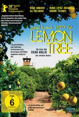 Lemon Tree, DVD, Hiam Abbass
