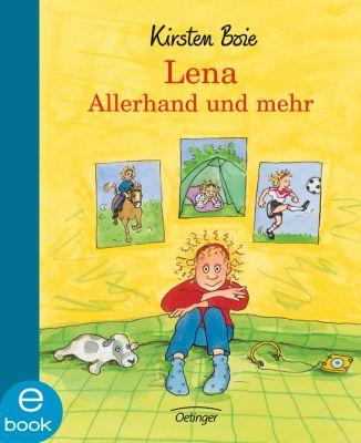 Lena - Allerhand und mehr, Kirsten Boie