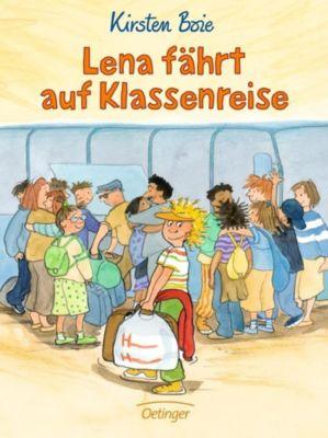 Lena fährt auf Klassenreise, Kirsten Boie