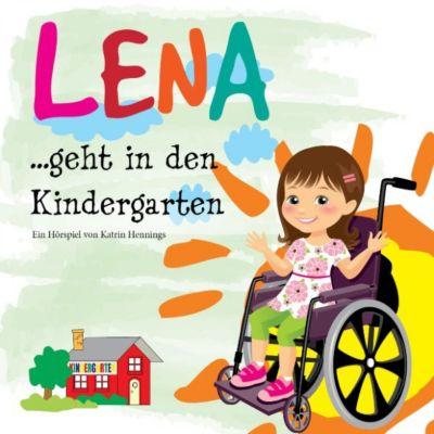 Lena geht in den Kindergarten
