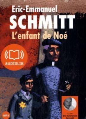 L'enfant de Noë, MP3-CD, Eric-Emmanuel Schmitt