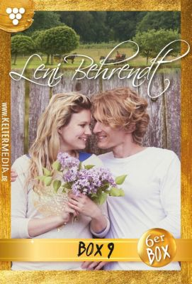 Leni Behrendt Box: Leni Behrendt Jubiläumsbox 9 - Liebesroman, Leni Behrendt