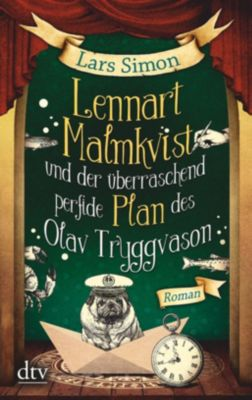Lennart Malmkvist und der überraschend perfide Plan des Olav Tryggvason, Lars Simon