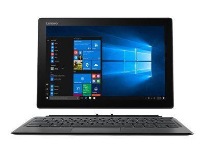 LENOVO MIIX 520 i5-8250U 31cm 12,2Zoll FHD Multitouch 8GB DDR4 256GB SSD W10P64 IntelHD620 Cam FPR inkl.Keyb., Pen -IronGrey-