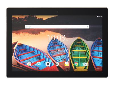 LENOVO TAB3 A10-70F Pro MTK MT8161 QC 25,6cm 10,1Zoll FHD Multitouch 2GB 32GB eMMC Android 6.0 BT Cam Black Topseller
