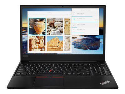 LENOVO ThinkPad E585 AMD Ryzen 5 2500U 39,6cm 15,6Zoll FHD 8GB 256GB PCIe-SSD + 1TB SATA W10P64 AMD Radeon Vega8 Cam Topseller