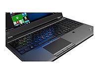 LENOVO ThinkPad P52 i7-8750H 39,6cm 15,6Zoll FHD 8GB DDR4 256GB M.2 PCIe-SSD W10P64 NVIDIA P1000/4GB Topseller - Produktdetailbild 8