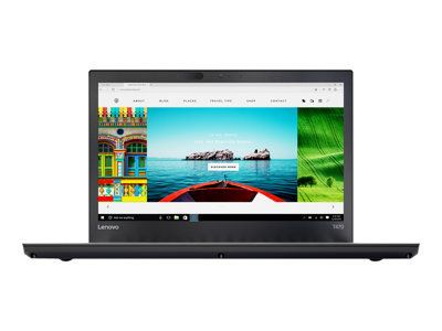 LENOVO ThinkPad T470 i7-7500U 35,6cm 14Zoll FHD 2x8GB DDR4 512GB PCIe-SSD W10P64 IntelHD 620 FPR Cam Topseller