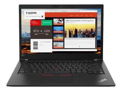 LENOVO ThinkPad T480s i5-8250U 35,6cm 14Zoll FHD 2x8GB DDR4 256GB PCIe-SSD W10P64 4G LTE IntelUHD 620 FPR Cam Topseller