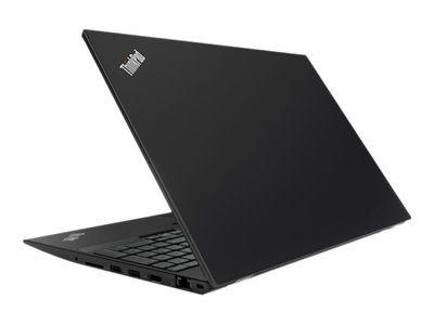LENOVO ThinkPad T580 i5-8250U 39,6cm 15,6Zoll FHD 1x8GB DDR4 256GB PCIe-SSD W10P64 IntelHD 620 FPR Cam (nicht LTE aufrüstbar)