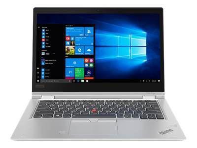LENOVO ThinkPad X380 Yoga i5-8250U 33,8cm 13,3Zoll FHD Touch 8GB 256GB PCIe-SSD W10P64 IntelUHD 620 4G LTE FPR Cam -silver-