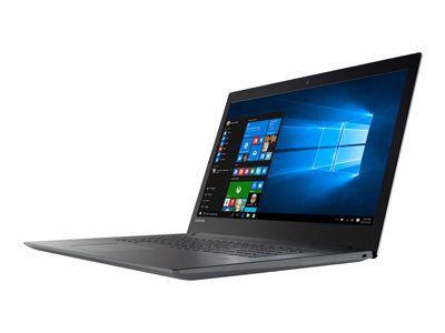 LENOVO V320-17 i7-7500U 43,9cm 17,3Zoll FHD 2x4GB 256GB SSD+1TB SATA noOD W10P64 NVIDIA GeForce 940MX/2GB FPR Cam -Iron Grey-