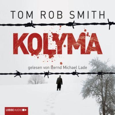Leo Demidow Band 2: Kolyma, Tom Rob Smith