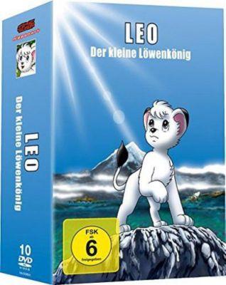 Leo - Der kleine Löwenkönig DVD-Box