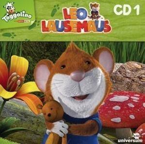 Leo Lausemaus, 1 Audio-CD, Leo Lausemaus
