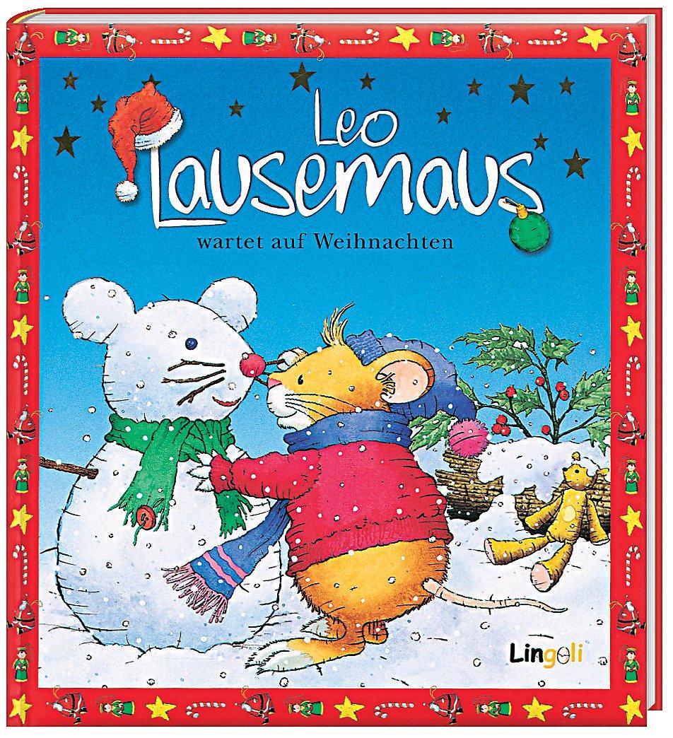 1 Weihnachten.Leo Lausemaus Wartet Auf Weihnachten M 1 Audio Cd Buch Kaufen