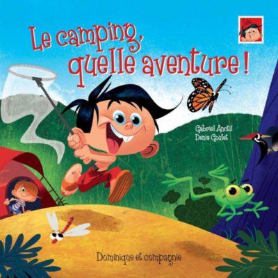 Léo: Le camping, quelle aventure!, Gabriel Anctil