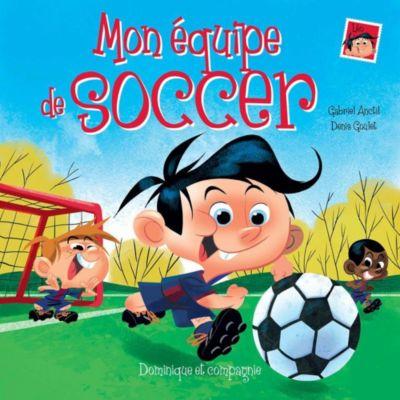 Léo: Mon équipe de soccer, Gabriel Anctil
