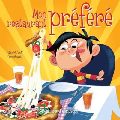 Léo: Mon restaurant préféré, Gabriel Anctil