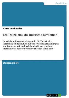 Leo Trotzki und die Russische Revolution, Anna Lenkewitz