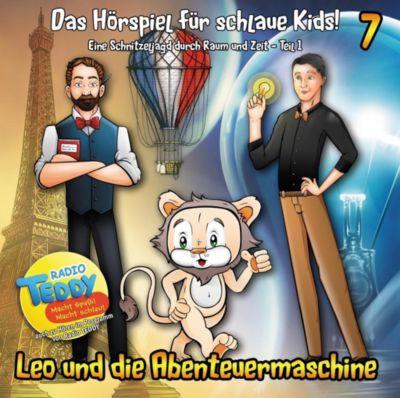 Leo und die Abenteuermaschine Folge 7 - Eine Schnitzeljagd durch Raum und Zeit, Matthias Arnold