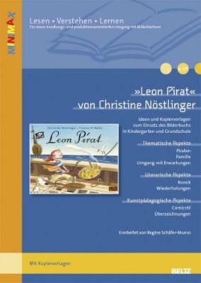 »Leon Pirat« von Christine Nöstlinger, Regine Schäfer-Munro, Christine Nöstlinger