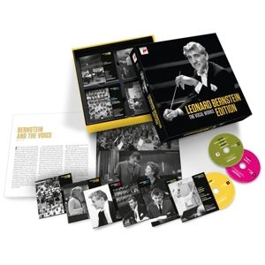 Leonard Bernstein Edition-The Vocal Works, Leonard Bernstein