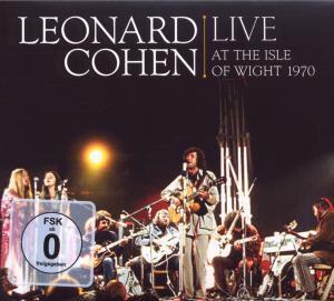 Leonard Cohen Live at the Isle of Wight 1970, Leonard Cohen