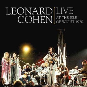 Leonard Cohen Live At The Isle Of Wight 1970 (Vinyl), Leonard Cohen