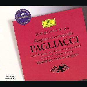 Leoncavallo: I Pagliacci, Bergonzi, Carlyle, Karajan, Otsm