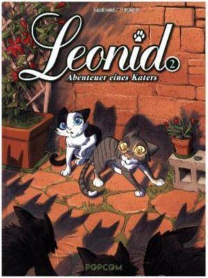 Leonid - Abenteuer eines Katers, Stefano Turconi, Frederic Brremaud