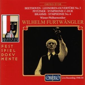 Leonoren-Ouvertüre Iii/Sinfonien Op.46/Op.98, Wilhelm Furtwängler, Wiener Philharmoniker