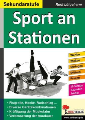 Lernen an Stationen in der Sekundarstufe, Rudi Lütgeharm