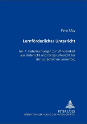 Lernförderlicher Unterricht, Peter May