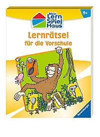 Lernrätsel für die Vorschule - Produktdetailbild 1
