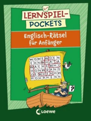 Lernspiel-Pockets - Englisch-Rätsel für Anfänger