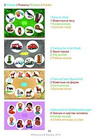 Lernspiele zur Sprachförderung für Kinder im Vorschul- und Grundschulalter - Produktdetailbild 3
