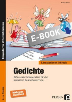 Lernstationen inklusiv: Gedichte, Nicole Weber