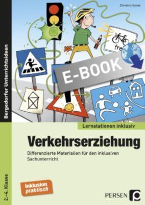 Lernstationen inklusiv: Verkehrserziehung, Christine Schub