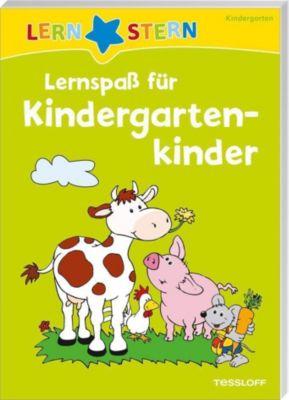LERNSTERN Lernspaß für Kindergartenkinder -  pdf epub