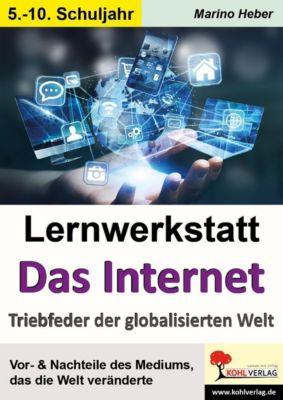 Lernwerkstatt Das Internet, Marino Heber
