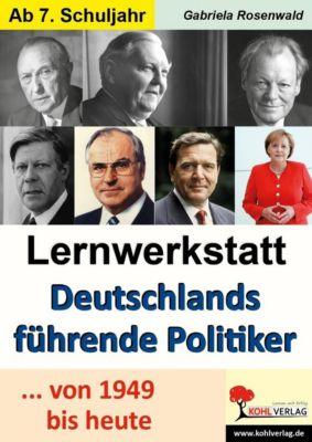 Lernwerkstatt Deutschlands führende Politiker, Gabriela Rosenwald