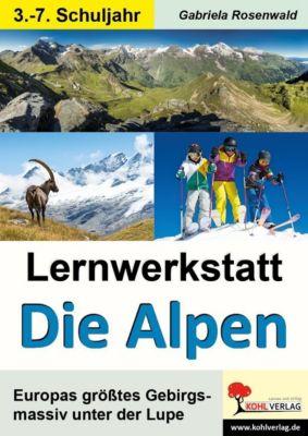 Lernwerkstatt Die Alpen, Gabriela Rosenwald