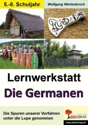 Lernwerkstatt Die Germanen (Sekundarstufe), Wolfgang Wertenbroch