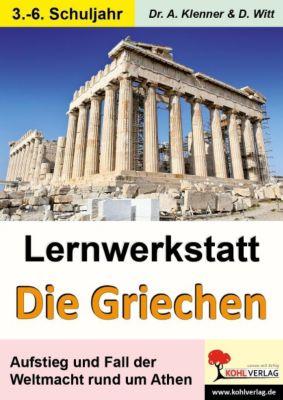 Lernwerkstatt Die Griechen, Adrian Klenner, Dirk Witt